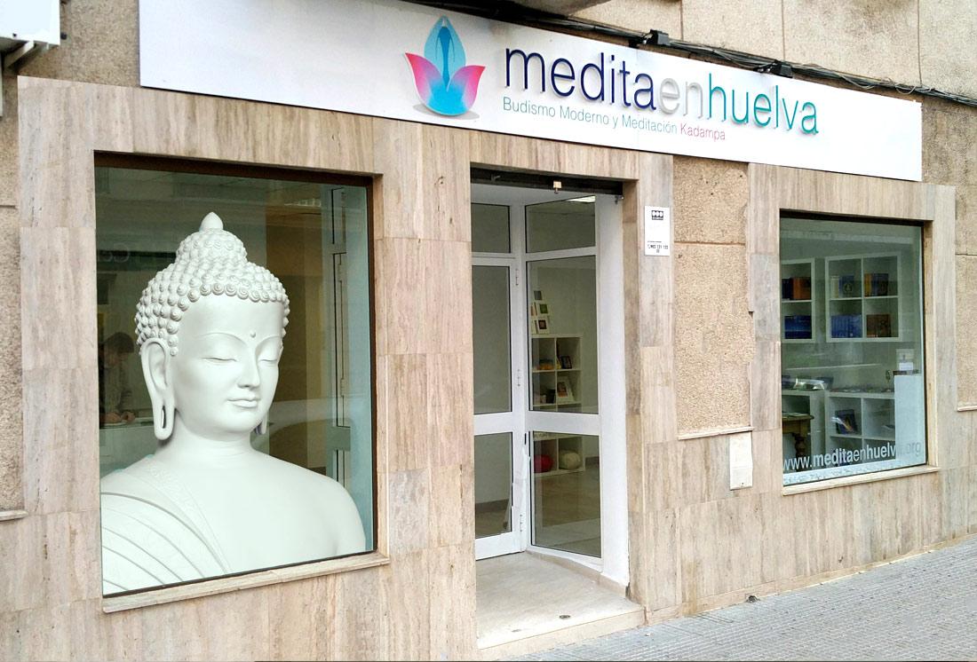 centro de meditación y mindfulness en Huelva Medita en Huelva Aprender Clases Semanales Dharma Enseñanzas