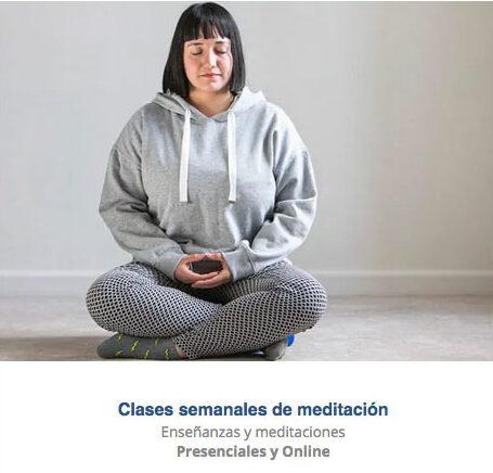 clases de meditación y mindfulness en Huelva online y presenciales
