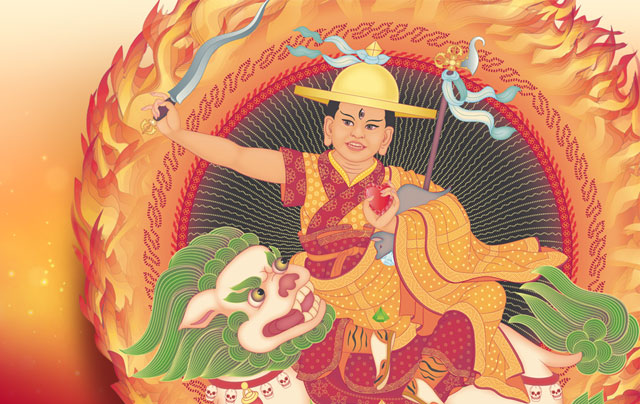 ciclo viernes: Protección para tiempos modernos meditación clases budismo paz interior estrés ansiedad